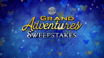 Wheel of Fortune Grand Adventures Sweepstakes TV Spot, 'Never Forget' - Thumbnail 4