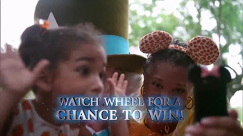 Wheel of Fortune Grand Adventures Sweepstakes TV Spot, 'Never Forget' - Thumbnail 7