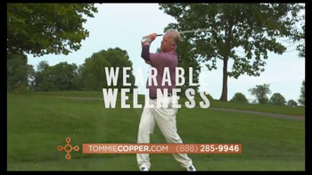 Tommie Copper TV Spot, 'Wearable Wellness' Featuring Boomer Esiason - Thumbnail 3