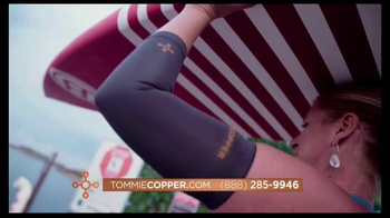Tommie Copper TV Spot, 'Wearable Wellness' Featuring Boomer Esiason - Thumbnail 6