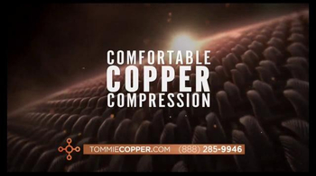 Tommie Copper TV Spot, 'Wearable Wellness' Featuring Boomer Esiason - Thumbnail 7