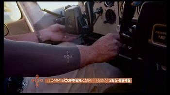 Tommie Copper TV Spot, 'Wearable Wellness' Featuring Boomer Esiason - Thumbnail 8