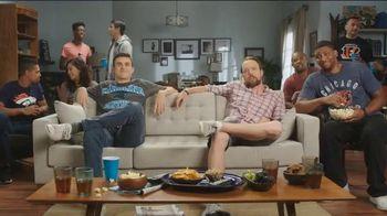 Nationwide Insurance TV Spot, 'ESPN: Gruden Grinder' - 18 commercial airings