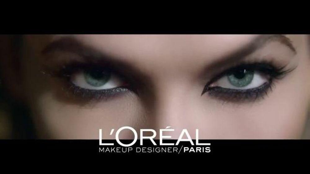d833c493aa1 L'Oreal Paris Voluminous Feline Mascara TV Commercial, 'Inner Wild Cat' -  iSpot.tv