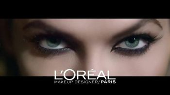 L'Oreal Paris Voluminous Feline Mascara TV Spot, 'Inner Wild Cat'