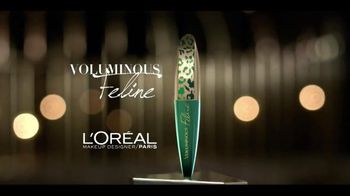 L'Oreal Paris Voluminous Feline Mascara TV Spot, 'Inner Wild Cat' - Thumbnail 3