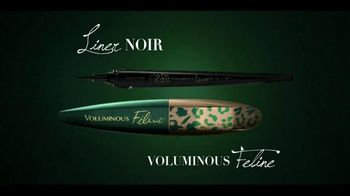 L'Oreal Paris Voluminous Feline Mascara TV Spot, 'Inner Wild Cat' - Thumbnail 8