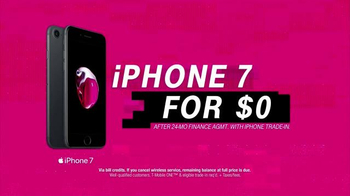T-Mobile One TV Spot, 'iPhone 7 Launch' - Thumbnail 8