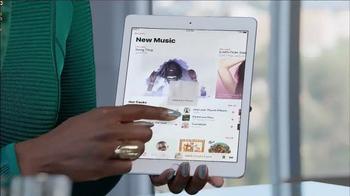 Apple Music TV Spot, 'The All-New Apple Music' Feat. James Corden, Pharrell - Thumbnail 5