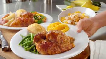 Boston Market Half Chicken Meal TV Spot, 'You're Invited' - Thumbnail 2