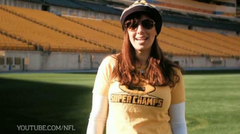 NFL TV Spot, 'Football Is Family: Steelers Super Bowl Babies' - Thumbnail 2