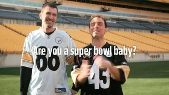 NFL TV Spot, 'Football Is Family: Steelers Super Bowl Babies' - Thumbnail 7