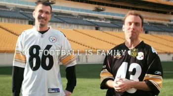 NFL TV Spot, 'Football Is Family: Steelers Super Bowl Babies' - Thumbnail 8