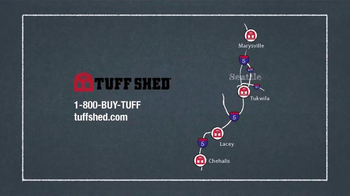 Tuff Shed Two Day Sale TV Spot, 'Get a Jump on Spring' - Thumbnail 8