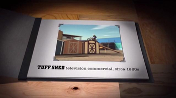 Tuff Shed Two Day Sale TV Spot, 'Get a Jump on Spring' - Thumbnail 1