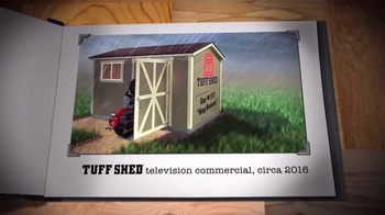Tuff Shed Two Day Sale TV Spot, 'Get a Jump on Spring' - Thumbnail 3