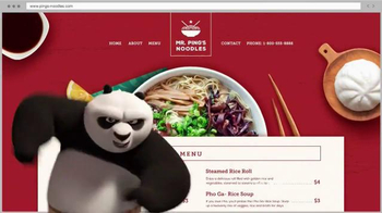 Wix.com TV Spot, 'Kung Fu Panda Masters the Power of Wix' - Thumbnail 5
