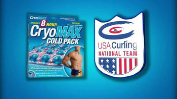 CryoMAX Cold Pack TV Spot, 'Points of Cold Technology' - Thumbnail 10
