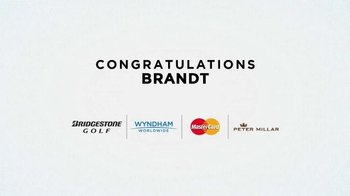 Bridgestone Golf TV Spot, 'Brandt Snedeker Wins The Farmers Insurance Open' - Thumbnail 6