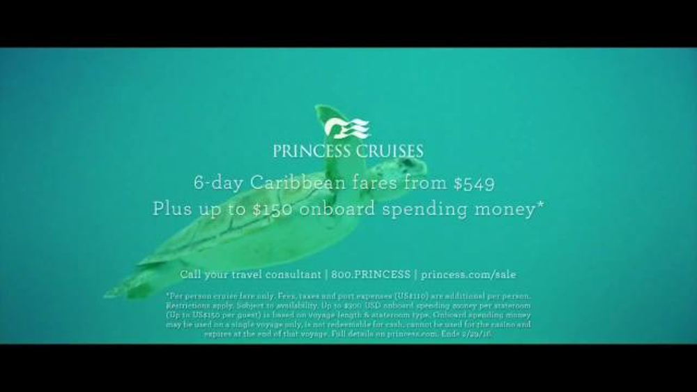 Princess Cruises TV Commercial, 'Emma'