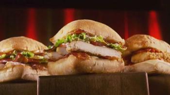 Dairy Queen Bakes! TV Spot, 'Oven-Hot Sandwiches' - Thumbnail 2