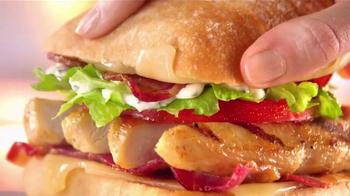 Dairy Queen Bakes! TV Spot, 'Oven-Hot Sandwiches' - Thumbnail 6