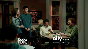 Ally Bank TV Spot, 'Facts of Life: Fiancée' - Thumbnail 7