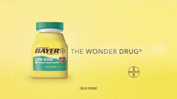 Bayer Low Dose TV Spot, 'A Heart Attack Doesn't Care' - Thumbnail 6