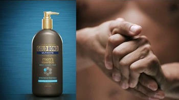 Gold Bond Men's Essentials TV Spot, 'What Dry Skin?' Feat. Shaquille O'Neal - Thumbnail 7