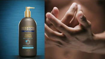 Gold Bond Men's Essentials TV Spot, 'What Dry Skin?' Feat. Shaquille O'Neal - Thumbnail 8