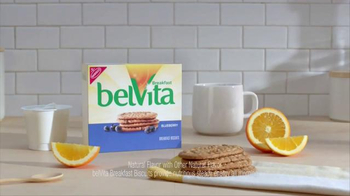 belVita Breakfast Biscuits TV Spot, 'Playing It Cool' - Thumbnail 1