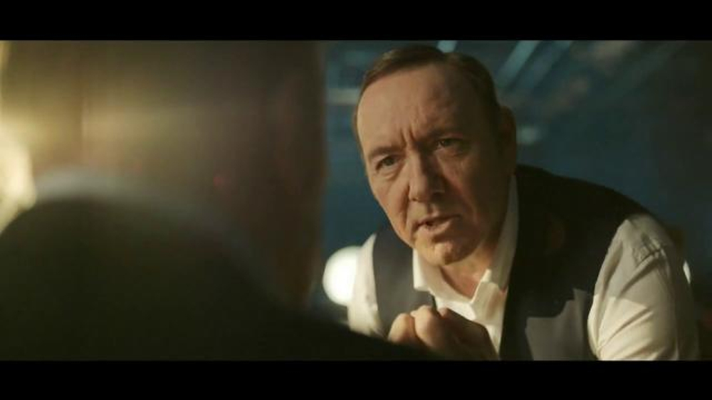 E*TRADE TV Commercial, 'Director' Featuring Kevin Spacey and Robert Duvall