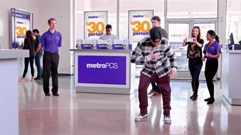 MetroPCS TV Spot, 'Get Your Feet Moving to MetroPCS!' - Thumbnail 1