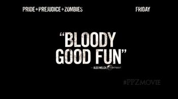 Pride and Prejudice and Zombies - Alternate Trailer 13