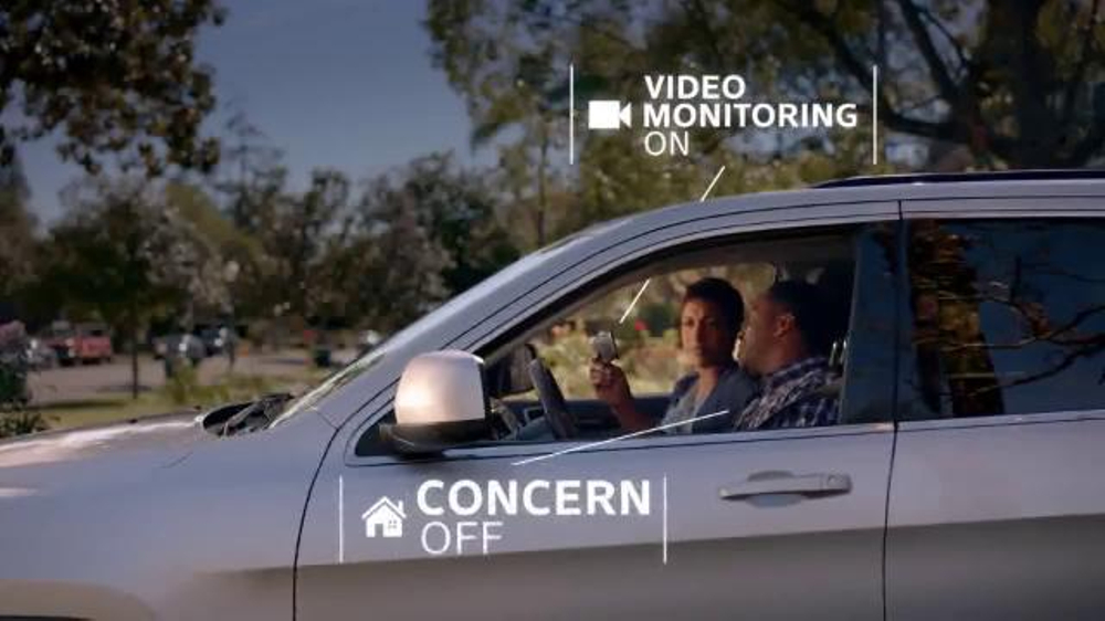 XFINITY Home TV Commercial, 'Connected. Protected. Home.'