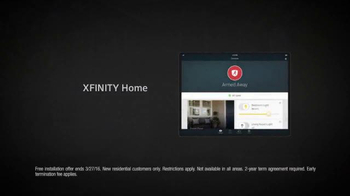 XFINITY Home TV Spot, 'Connected. Protected. Home.' - Thumbnail 6