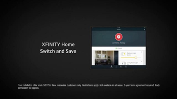 XFINITY Home TV Spot, 'Connected. Protected. Home.' - Thumbnail 7