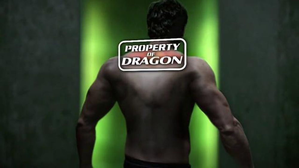 Dragon TV Commercial, 'Property of Dragon'