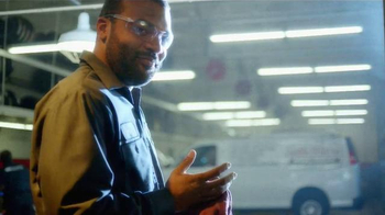 Firestone Complete Auto Care TV Spot, 'Mighty Hammer' - Thumbnail 9