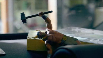 Firestone Complete Auto Care TV Spot, 'Mighty Hammer'