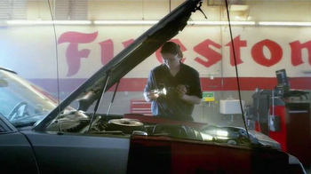 Firestone Complete Auto Care TV Spot, 'Mighty Hammer' - Thumbnail 6