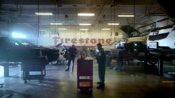 Firestone Complete Auto Care TV Spot, 'Mighty Hammer' - Thumbnail 7