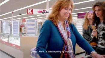 Kmart TV Spot, 'Valentine's Day: Love Rocks' - Thumbnail 2