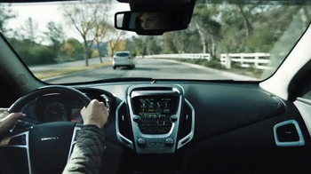 2016 GMC Terrain Denali TV Spot, 'Side Blind Zone Alert' Song by The Who - 1623 commercial airings
