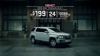 2016 GMC Terrain Denali TV Spot, 'Side Blind Zone Alert' Song by The Who - Thumbnail 7