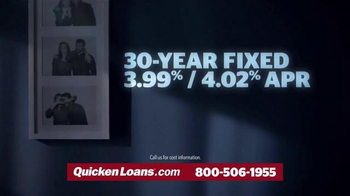 Quicken Loans TV Spot, 'Alex & Christina' - Thumbnail 10