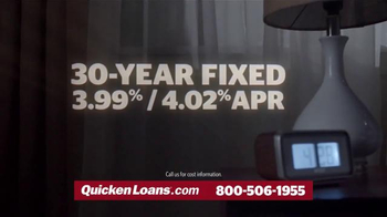 Quicken Loans TV Spot, 'Alex & Christina' - Thumbnail 5