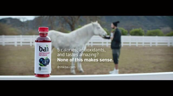 Bai Brasilia Blueberry TV Spot, 'Horse Whisperer' - Thumbnail 4