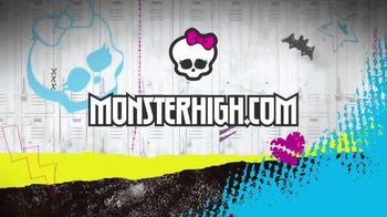 Monster High Great Scarrier Reef Dolls TV Spot, 'Glow in the Dark' - Thumbnail 8