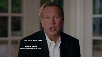 New Day for America TV Spot, 'Us.' Featuring John Kasich - Thumbnail 2